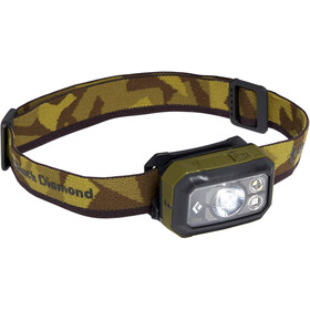 Black Diamond Storm 400 Lampe Frontale, dark olive
